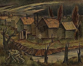 George Biddle (1885-1973)