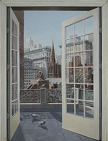 Richard Haas (b.1936)