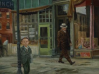 Aaron Bohrod (1907-1992)