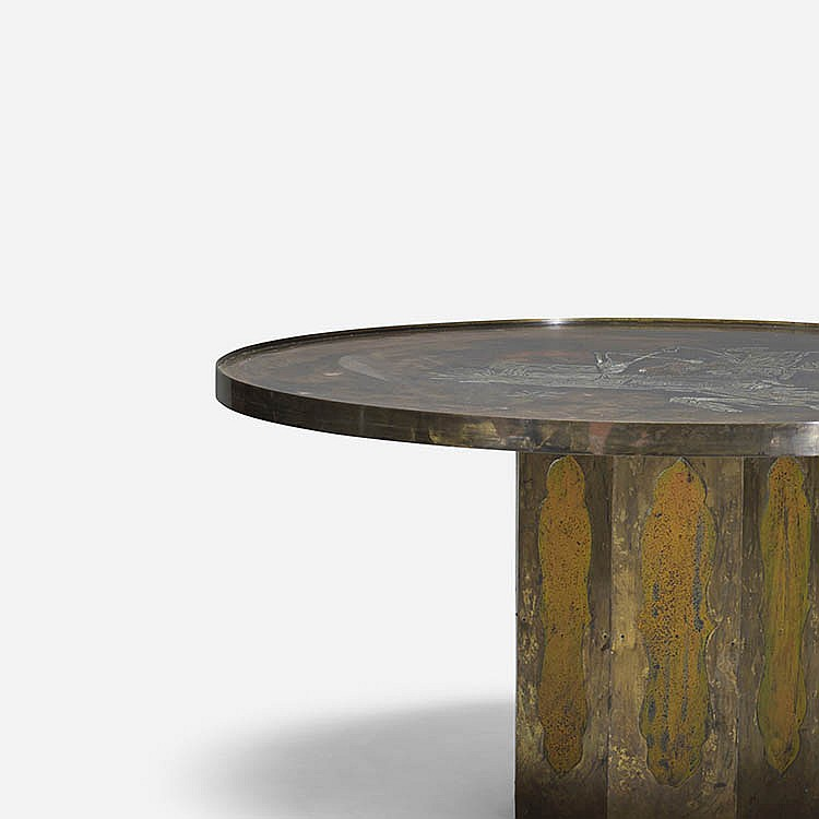 Philip Laverne Coffee Table.Philip And Kelvin Laverne Coffee Table