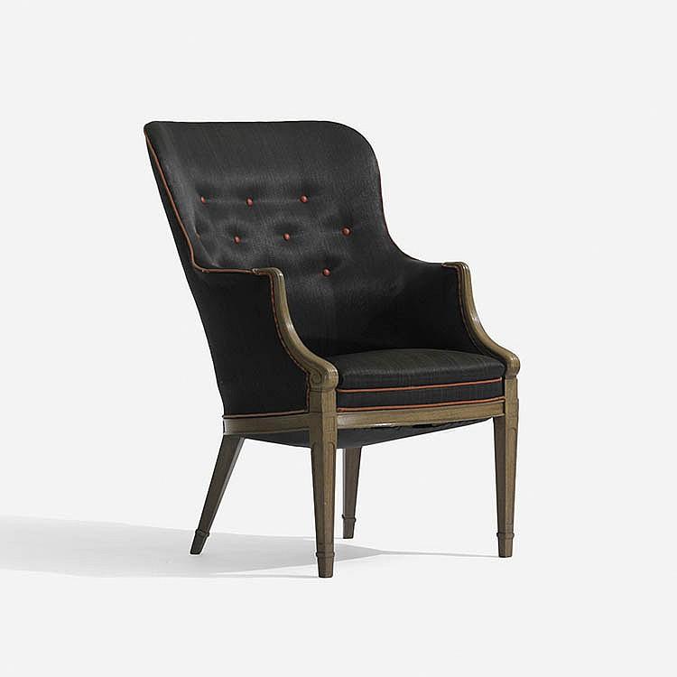 Frits Henningsen armchair
