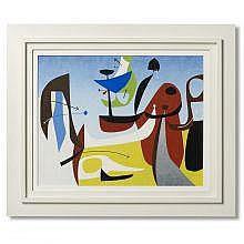 Leonard Edmondson 1916-2002 untitled