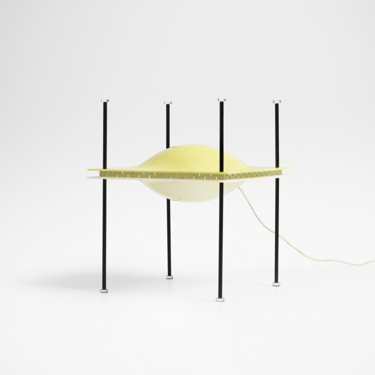 Ettore Sottsass, UFO table lamp