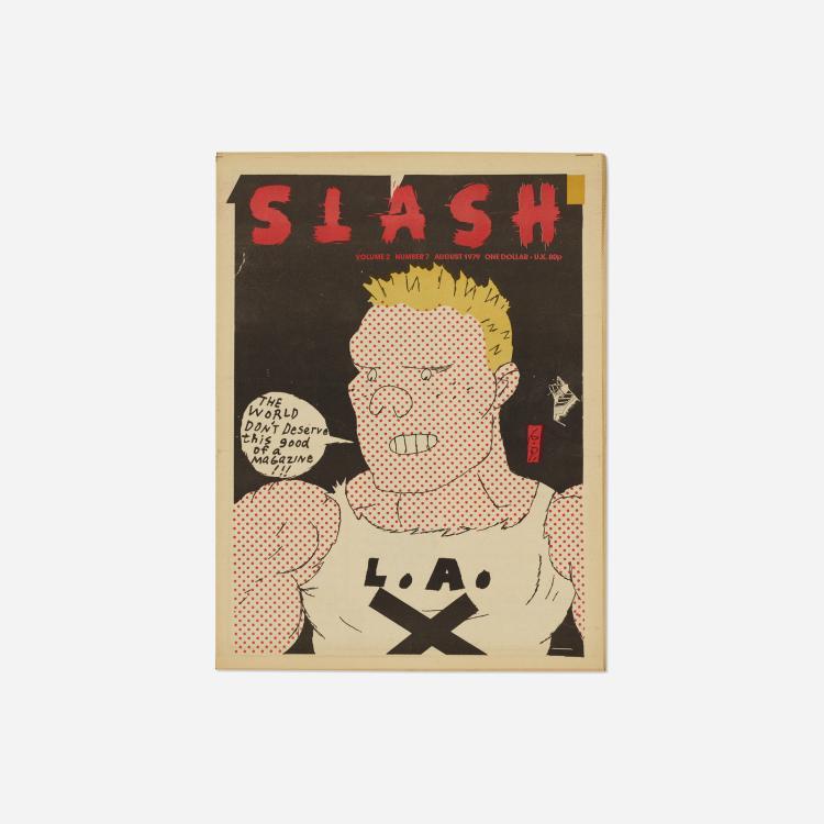 Steve Samiof and Melanie Nissen, Slash Magazine