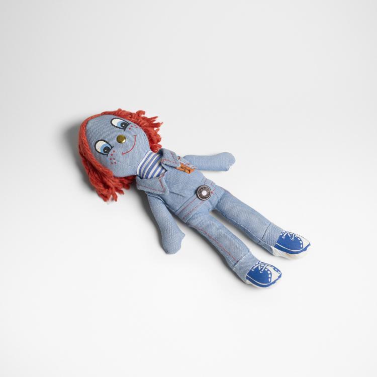 Levi's, Knickerbocker rag doll