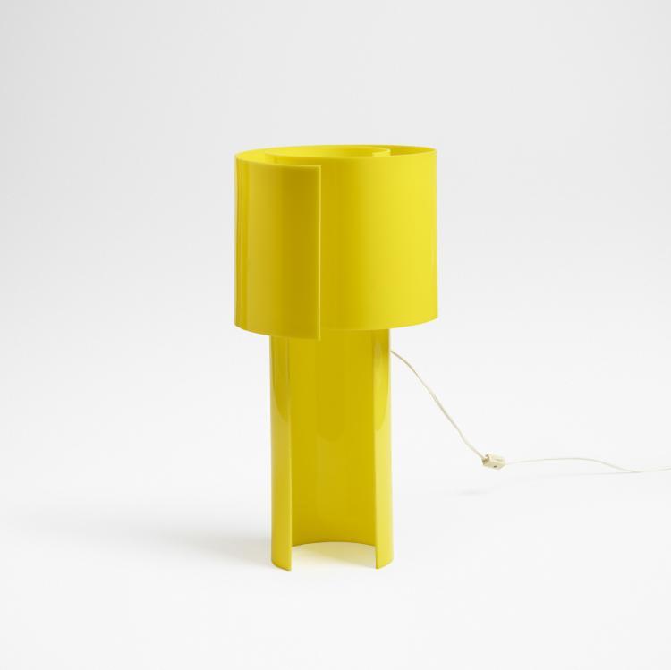 Ingrid Hsalmarson, Spirale table lamp