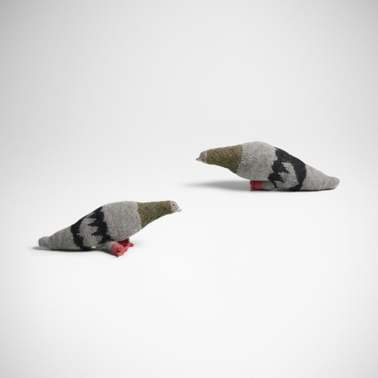 Various Projects, Pigeons, pair