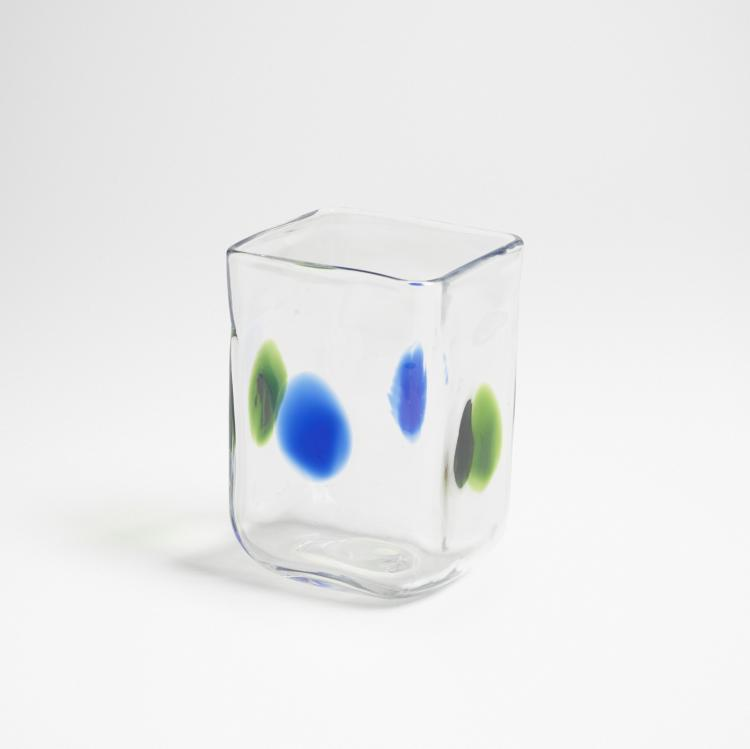 Italian, vase