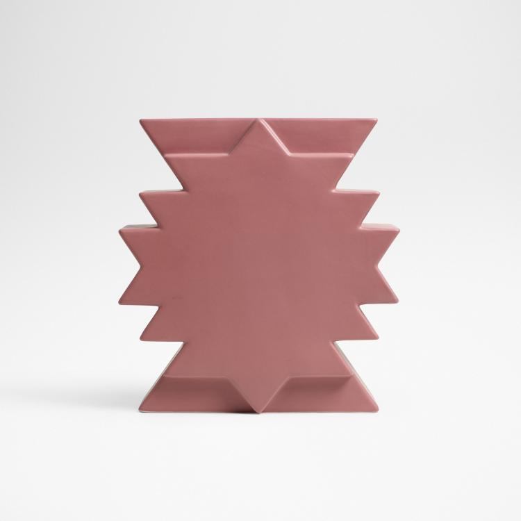Ettore Sottsass, vase from the Yantra series, model Y28