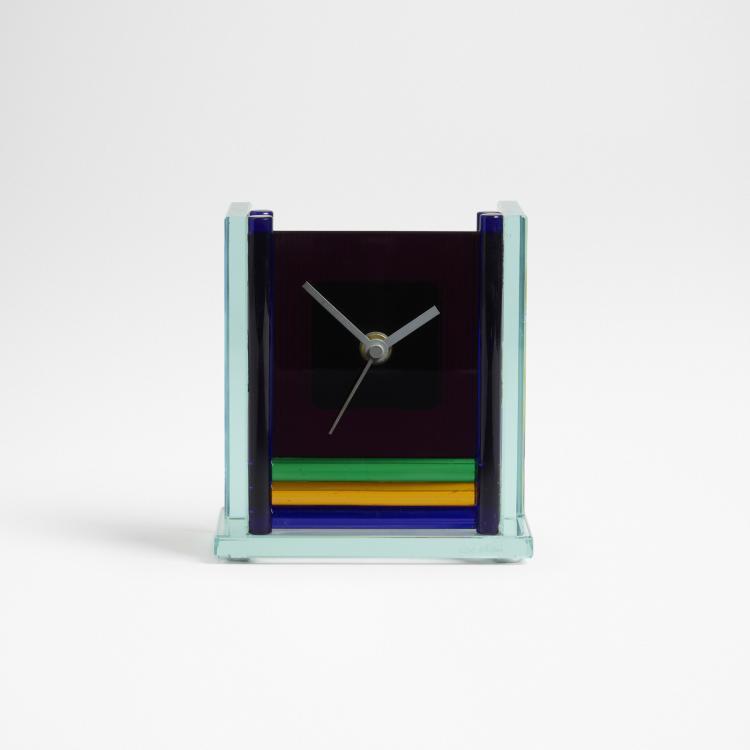 Contemporary, mantle clock