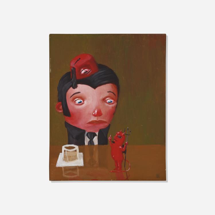 Artist Unknown, Untitled