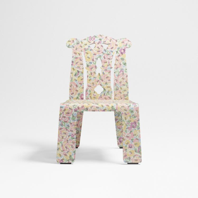 Robert Venturi with Denise Scott Brown, Chippendale chair