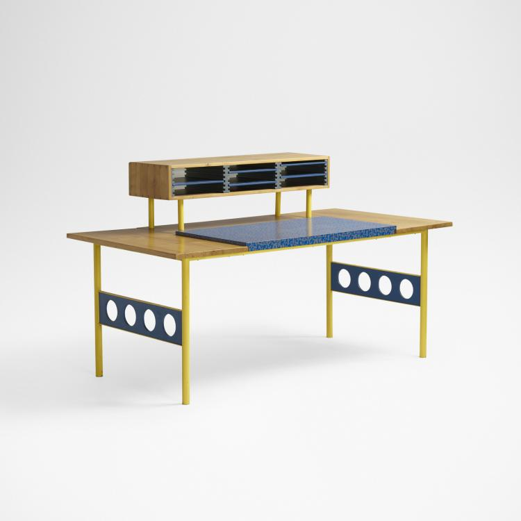 Alessandro Mendini, attribution, desk