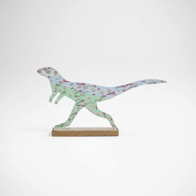 Howard Finster, Dinosaur