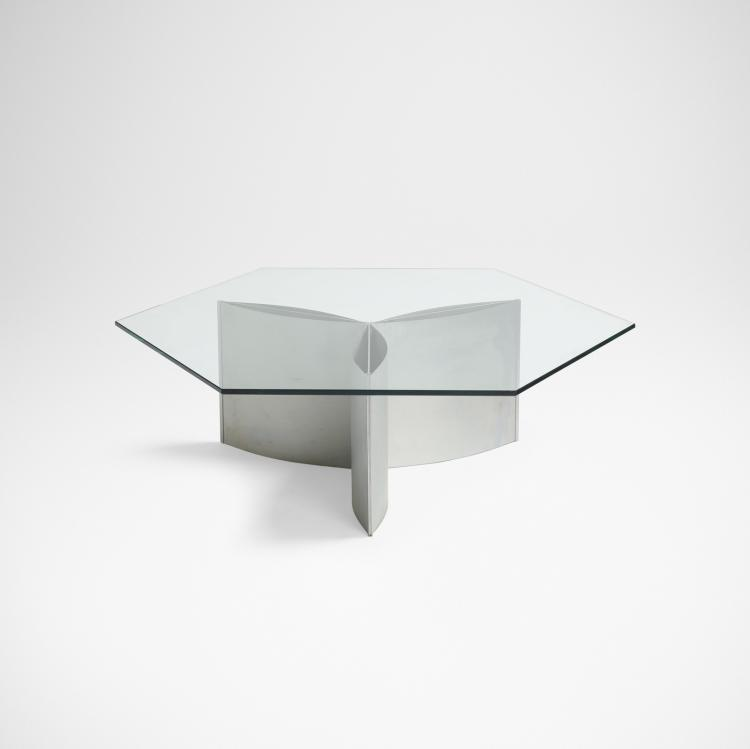 Kim Moltzer and Jean-Paul Barray, coffee table