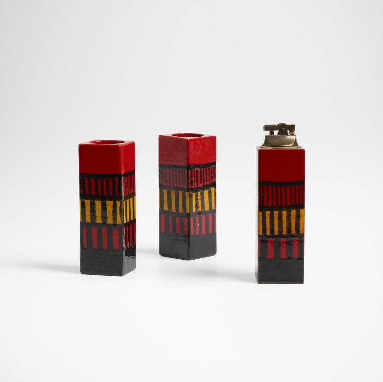 Italian, lighter and two vessels