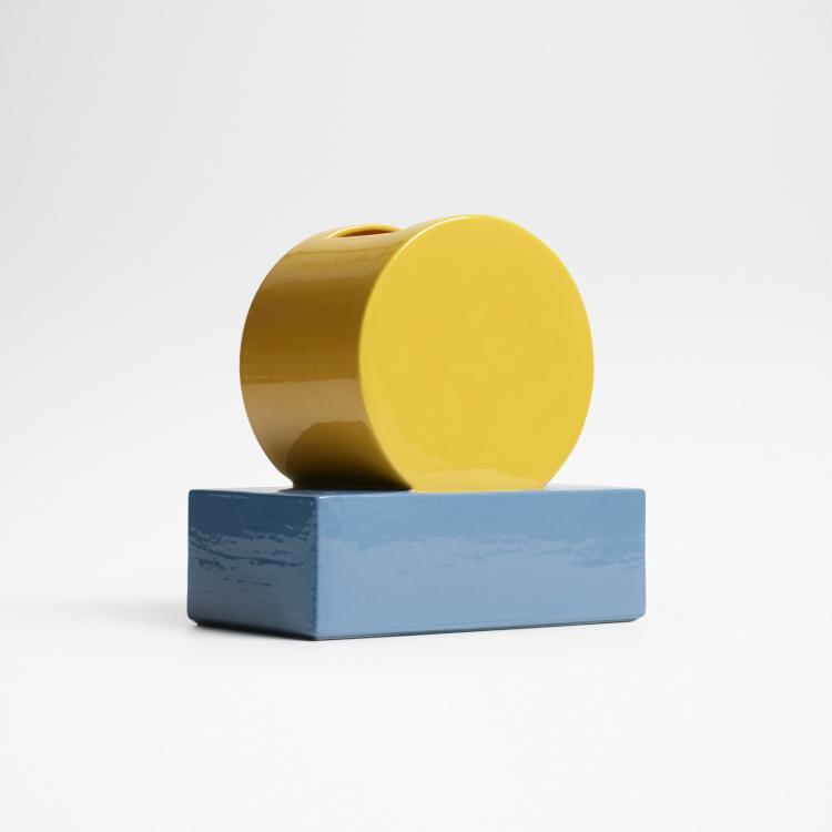 Ettore Sottsass, Yang vase from the Pop series, model 455