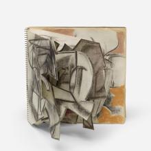 Claire Falkenstein, Untitled (sketchbook)
