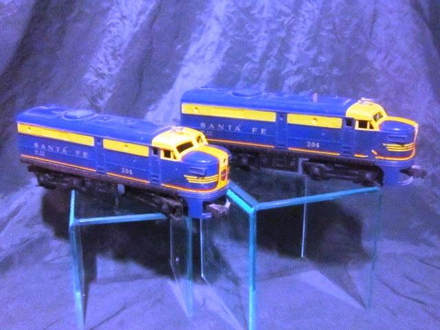 Rare Lionel Locomotive and Dummy Locomotive