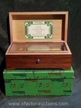 Thorens Vintage Wind Up Music Box #32