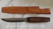 Vintage Helle Fabrikker Knife