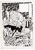 MIZUNO TOSHIKATA  水野年方  (1866 - 1908): THE KING OF TENGU, Toshikata Mizuno, €800