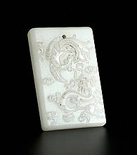 DECORATIVE PENDANT WITH DRAGONS