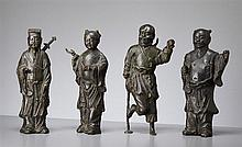 GROUP OF FOUR IMMORTALS