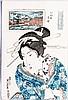 KEISAI EISEN溪斎英泉 (1790 - 1848), Keisai Eisen, €340