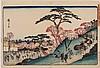 UTAGAWA HIROSHIGE 歌川広重 (1797 – 1858), Ando Hiroshige, €340