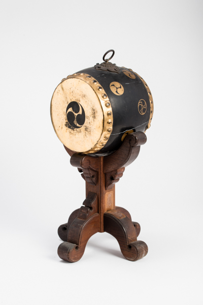 TAIKO DRUM WITH STAND