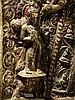 SAMANTABHADRA AND BUDDHAS IN A FRIEZE SEGMENT