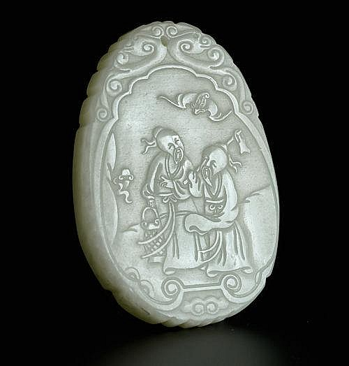 DECORATIVE PENDANT WITH WISE MEN