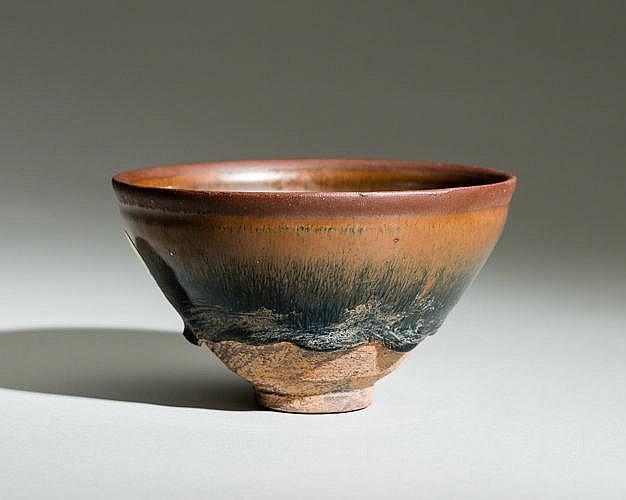 DEEP TEMMOKU BOWL
