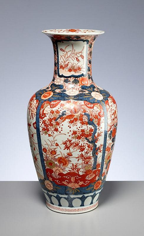 SHOULDER VASE IN JAPANESE STYLE