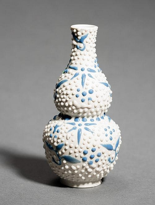 SMALL DOUBLE GOURD VASE
