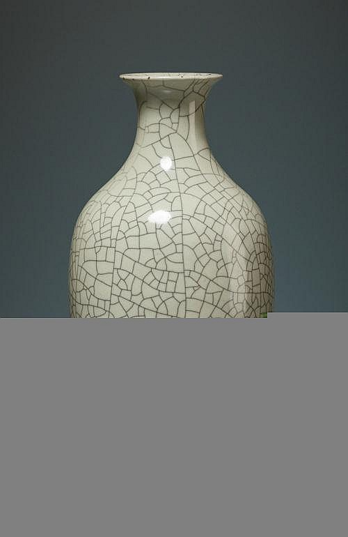 VASE WITH CELADON GLAZE