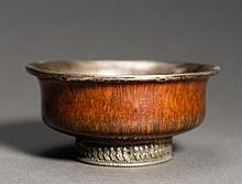 TIBETAN TEA CUP
