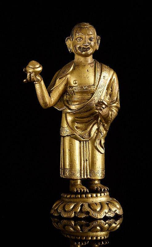 THE BUDDHIST SAINT SHARIPUTRA