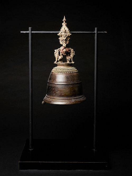 TEMPLEBELL WITH MOUNTING