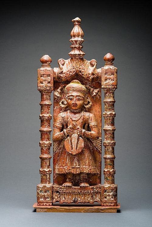 WOOD STELE OF A DRUMMER