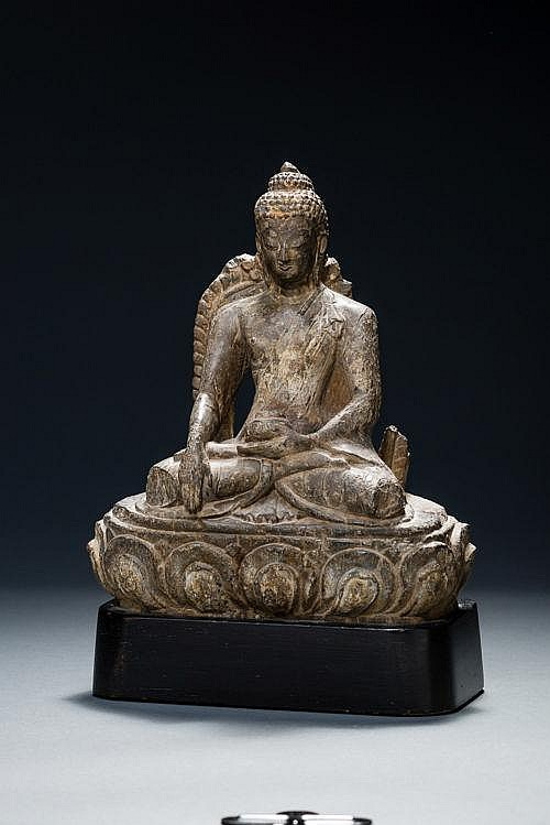 BUDDHA AS A RELIGIOUS LEADER