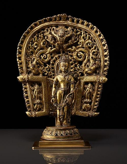 BUDDHIST BODHISATTVA PADMAPANI