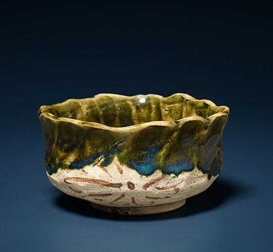 CUP-SHAPED BOWL