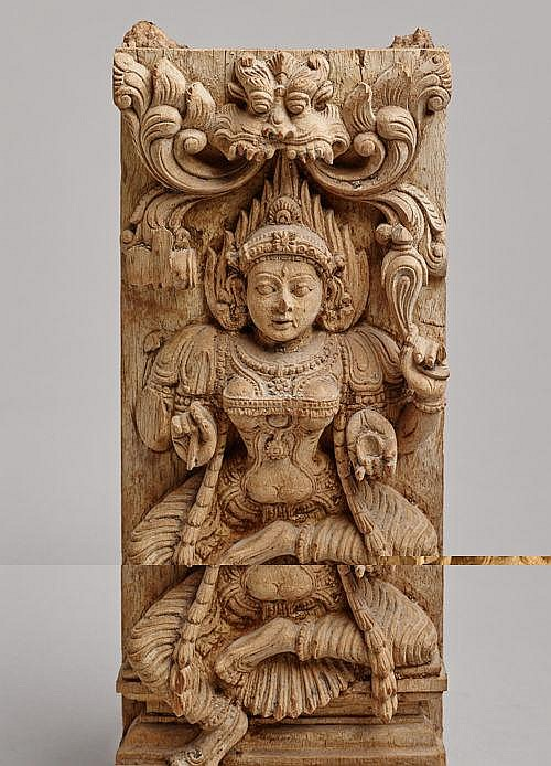 FOUR ARMED GODDESS CAMUNDA