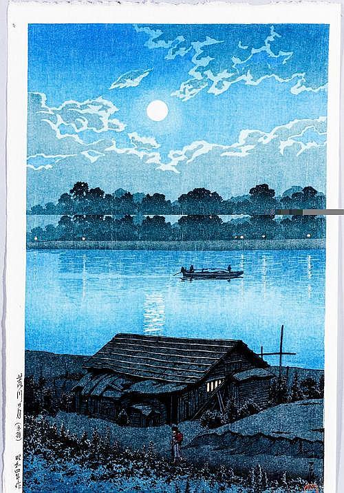 KAWASE HASUI川瀬巴水 (1883 - 1957)