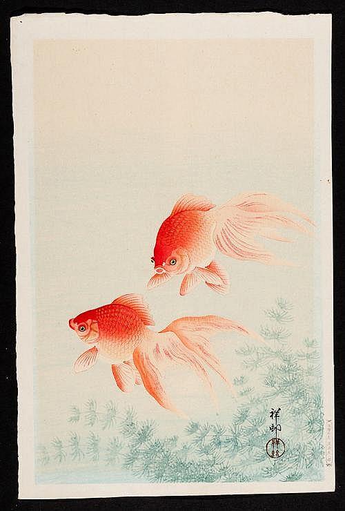 OHARA KOSON 小原古邨 (1877 - 1945)