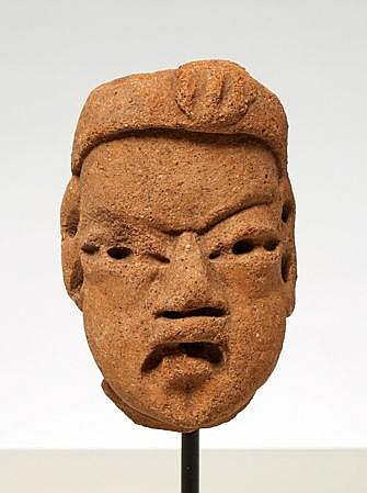 DEPICTION OF A FACE