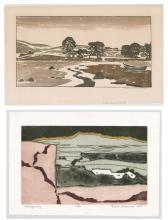 Brunsdon and Henriksen Prints [Landscapes]