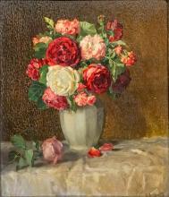 Josef Jungwirth (1869 - 1950) Original Oil